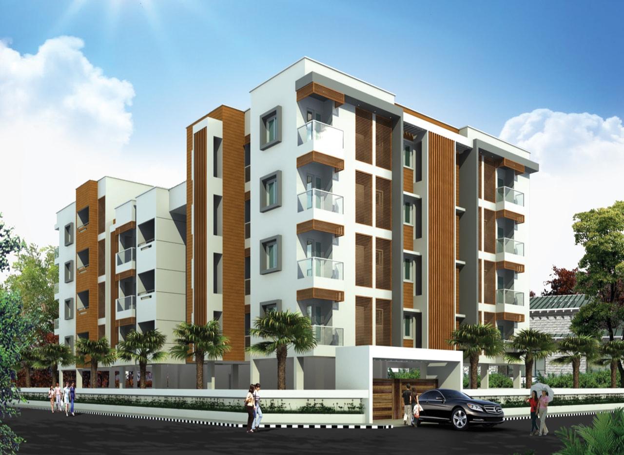 Aalam 2 3 Bhk Luxury Apartments For Perungudi In Chennai