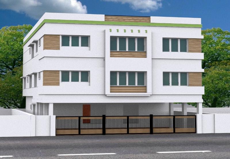 Neem Apartments in Valasaravakkam